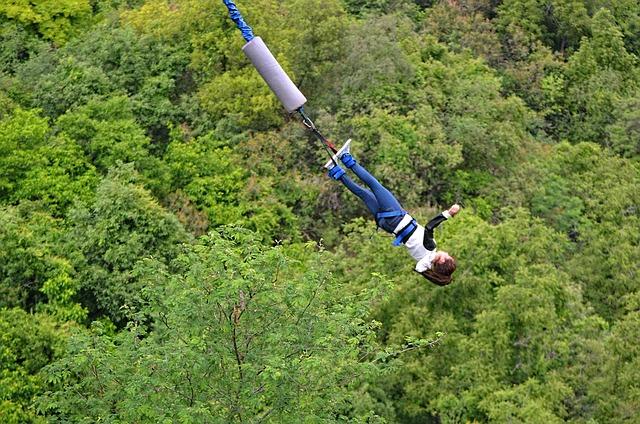bungee skok