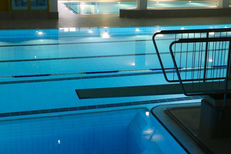 plovárna s bazénem